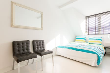 3 Rooms Living, Sleeping & Bathroom - Haarlem - Şehir evi