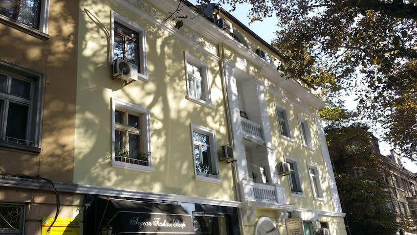 Two-Floor Apartment in City Centre - Varna - Departamento