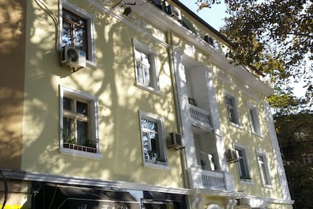 Two-Floor Apartment in City Centre - Varna - Appartement