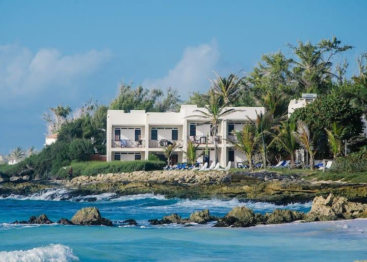 Ocean Spray Apartments - Garden side