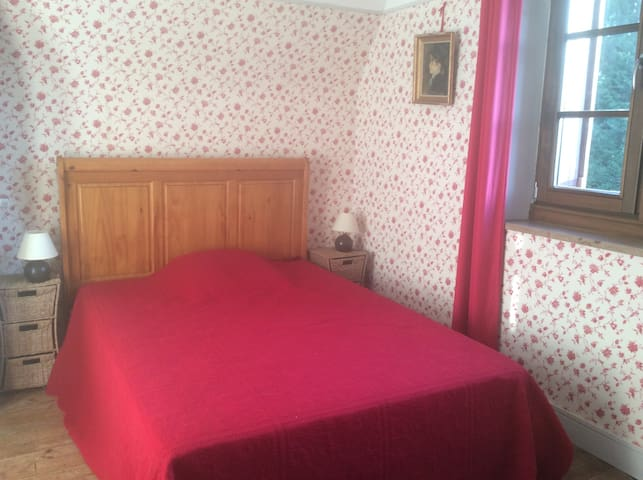 Gîte confortable jusque 6 personnes - Mouzon - Nature lodge