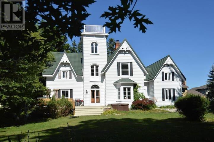 Eddie Sargent House - Owen Sound - Haus