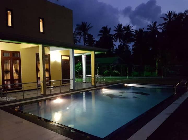 La Terrassa Beach Hotel, Sri Lanka, Marawila