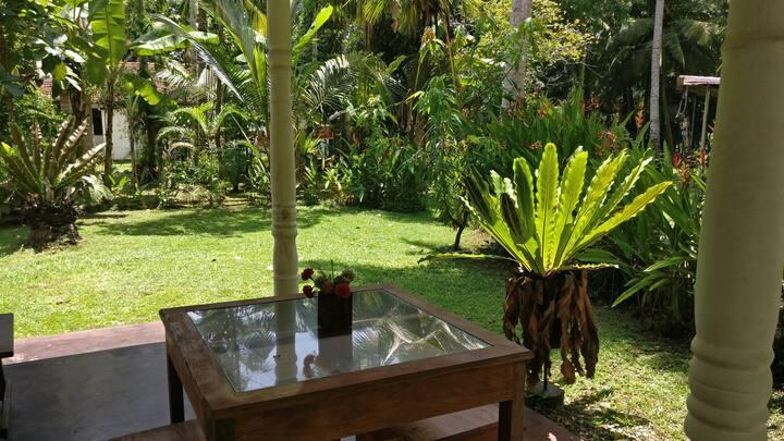 Bird chirping & palm tress - 2 bedroom Villa