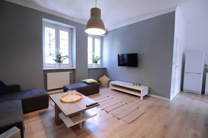 MALIBU II - Apartament Gdynia Śródmieście 2 pokoje