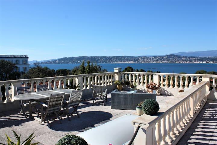 Beautiful Provencal Apt - 5, Pool, Terrace, Views