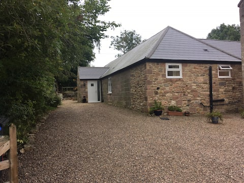 Chatton Mill Cottage rural North Northumberland