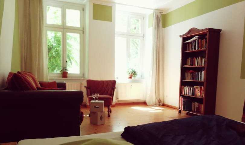Cosy apartment in Central Berlin
