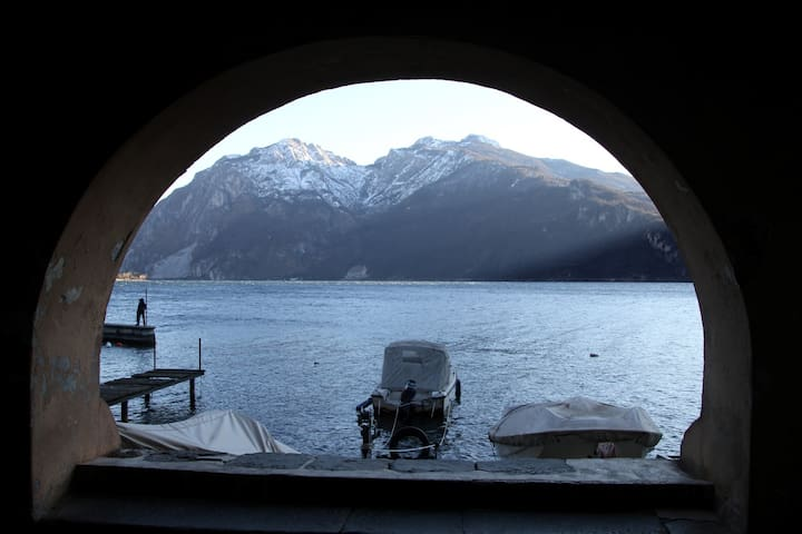 Como Lake Confort House Lake View - Mandello del Lario - Appartement