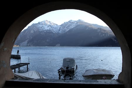 Como Lake Confort House Lake View - Mandello del Lario