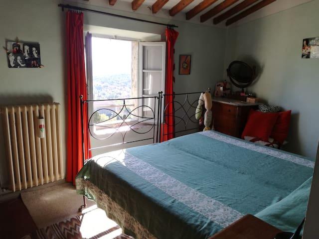 Casetta con vista panoramica su Firenze
