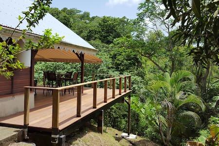 Bungalow Nature & Zen au cœur de la Martinique - Saint-Esprit - Bungaló