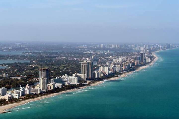 Exellent Ofers /Miami beach / Room private #1