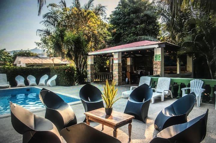 Apartamento Tropical Garden lujoso en la playa T10