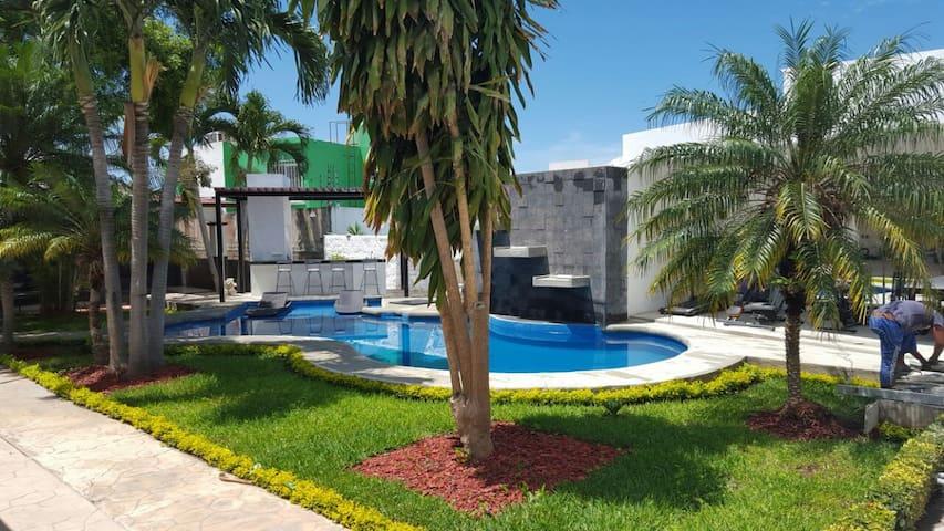 Suites de dos recamaras - Tuxtla Gutiérrez