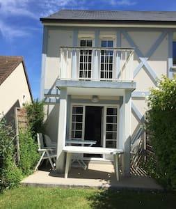 Cottage village Normandy Garden Pierre et Vacances
