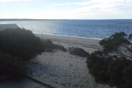 Absolute Beach Front!  ... 21 Black Point Drive - Black Point
