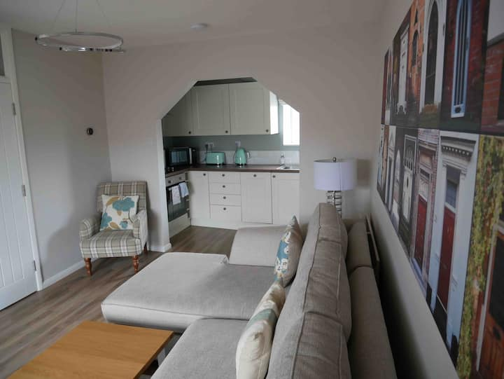 Rooftops, luxury flat in the centre of Louth