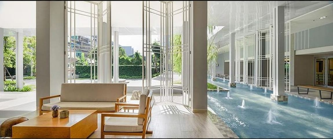 Luxury Condo Living Every Facility - Bangkok - Appartement