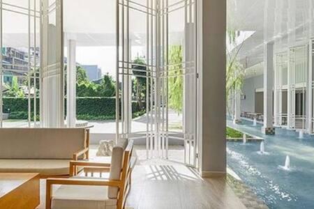 Luxury Condo Living Every Facility - Бангкок - Квартира