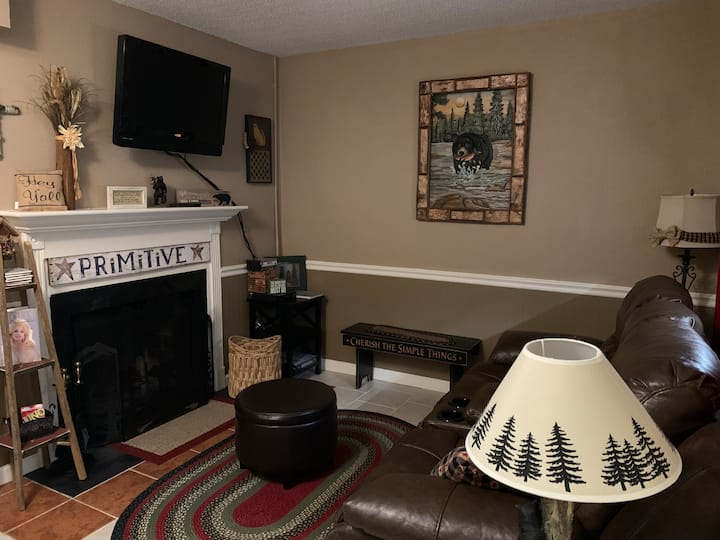 One Bedroom Condo in the Heart of Gatlinburg (OS 411)