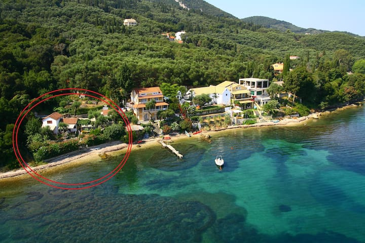 Villa Romantica-the hidden treasure