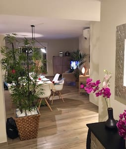 Luxury apartment with garden, terrace, sea view - Bahía de Jávea