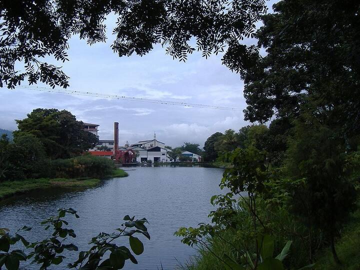 Apartamento con excelente vista en Urb Las Tapias