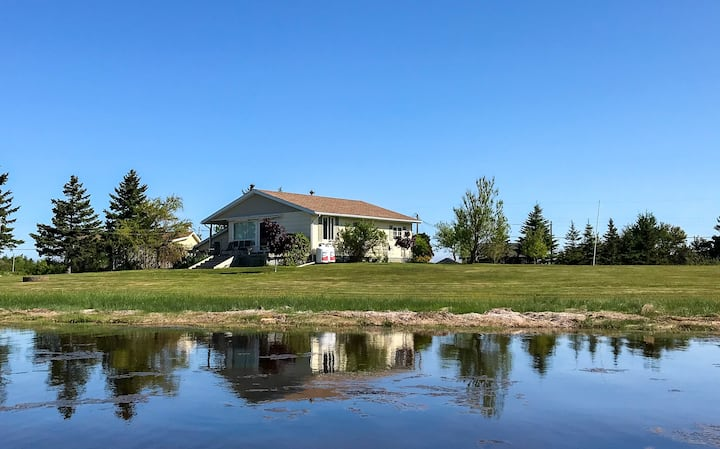 Caribou Isle Escape: Water, Wildlife and Whimsy!