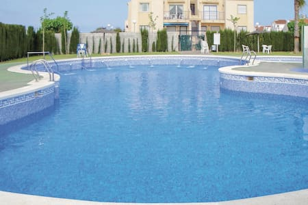 Holiday apartment with 2 bedrooms on 50m² in Torrevieja