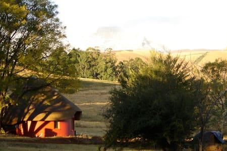 Rondavel at Ikhaya Mountain lodge