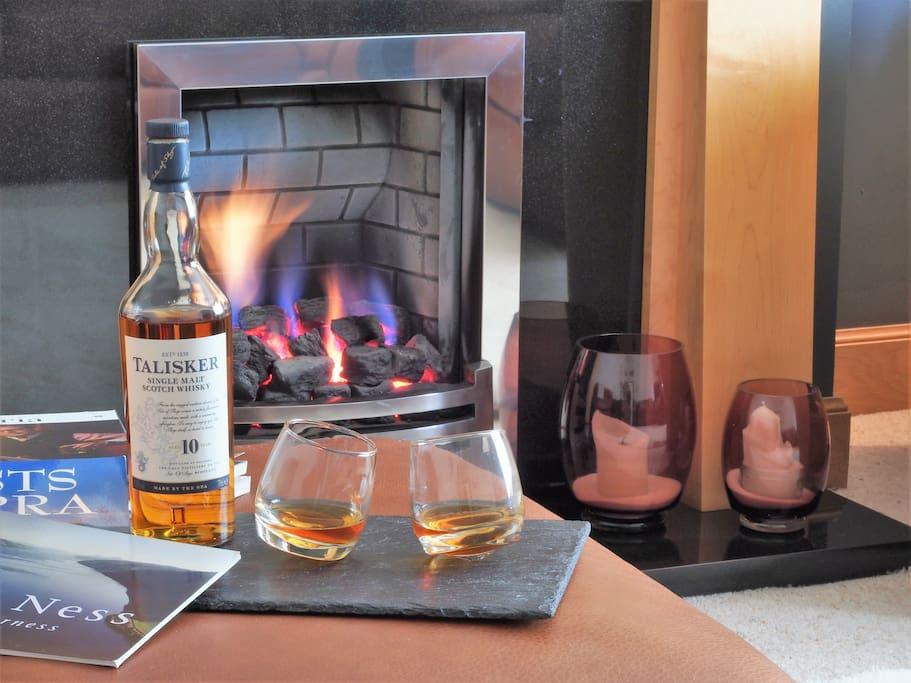 Whisky night!