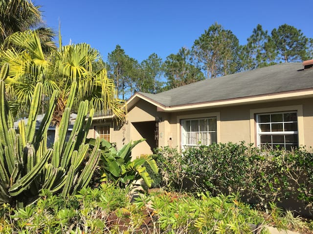 Family Home 10 Minutes From Beach