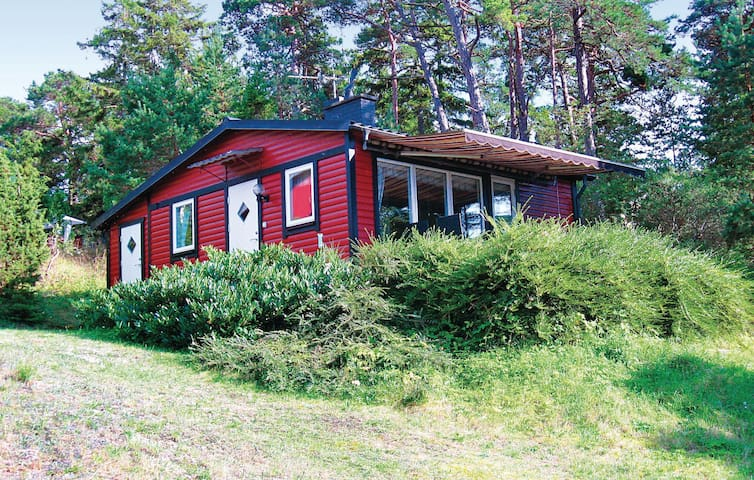 Holiday cottage with 1 bedroom on 50m² in Gotlands Tofta