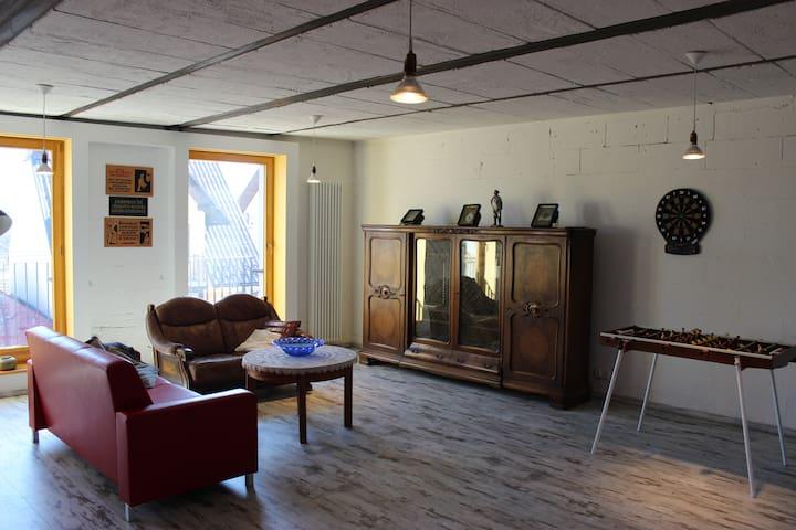 Apartament Czerwony - Nowy Targ - Apartamento