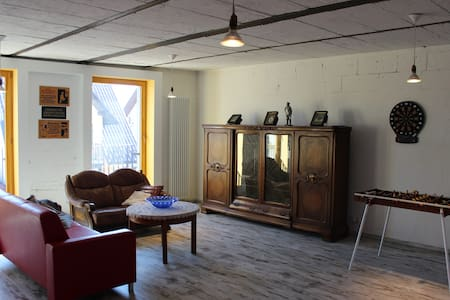 Apartament Czerwony - Wohnung