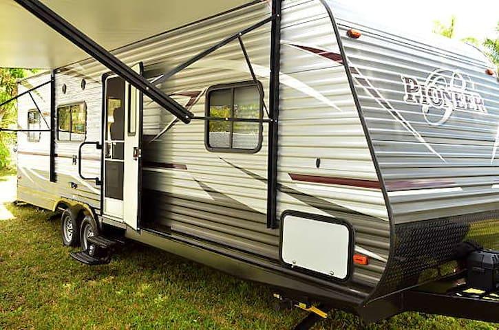 RV Camping Adventure