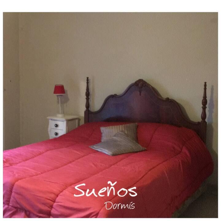 Casa de Sueños! Dormí N3 habitaciones en L de Z.