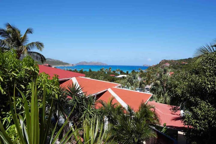 HAMAKA | 2 Min from St Jean Beach with Concierge