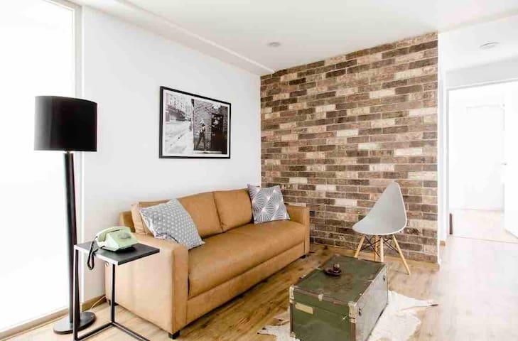 Cozy Roma Norte Apartment