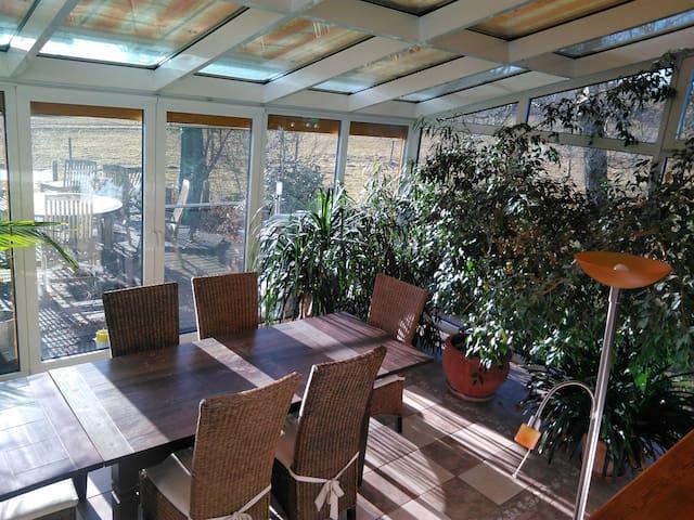 Gemütliche,  tolle Ferienwohnung auf Pferdehof - Dauchingen - Apartment