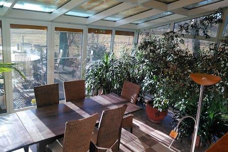 Gemütliche Ferienwohnung auf Pferdehof - Dauchingen - Appartement
