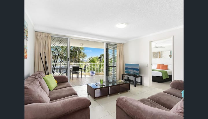 Noosa Hill 1, 4.5 * Resort beach 500m