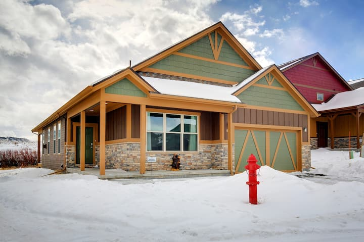 Grand Elk Retreat-Ski Granby/Winter Park