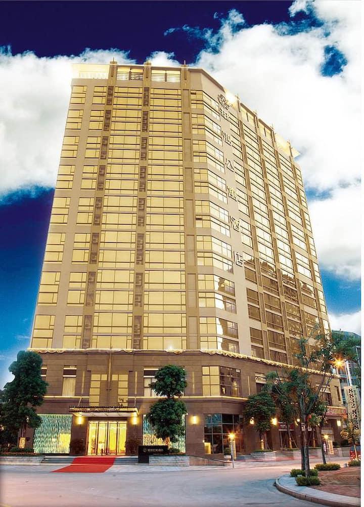 华鸿酒店公寓