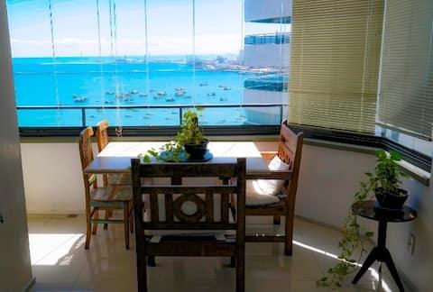 Apartamento beira mar Fortaleza Golden Flat