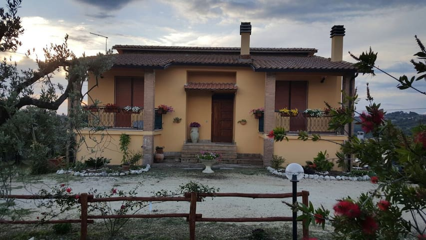 Casale Ville Marie in Sabina - Collevecchio  - Appartement