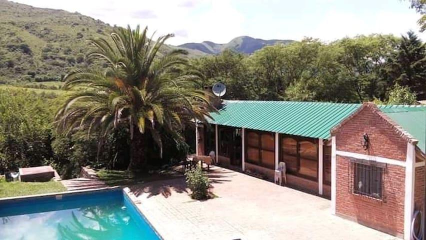 Casa El Acullico - La Calderilla