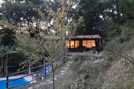 Cozy, secluded cottage in Southern Rias Baixas