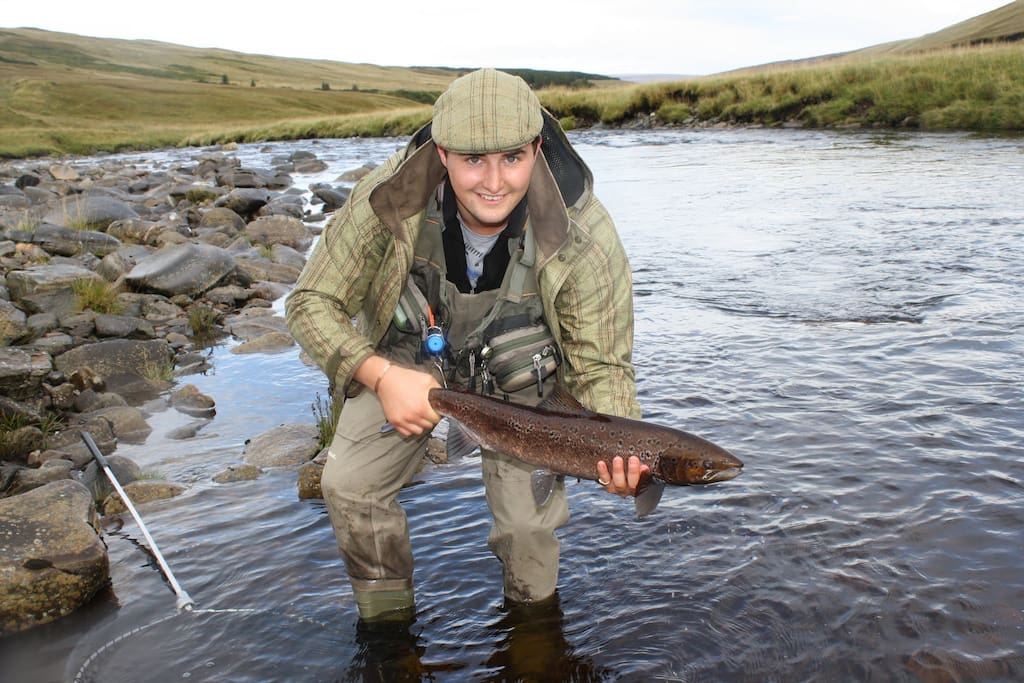 Excellent Salmon & Trout Fishing
